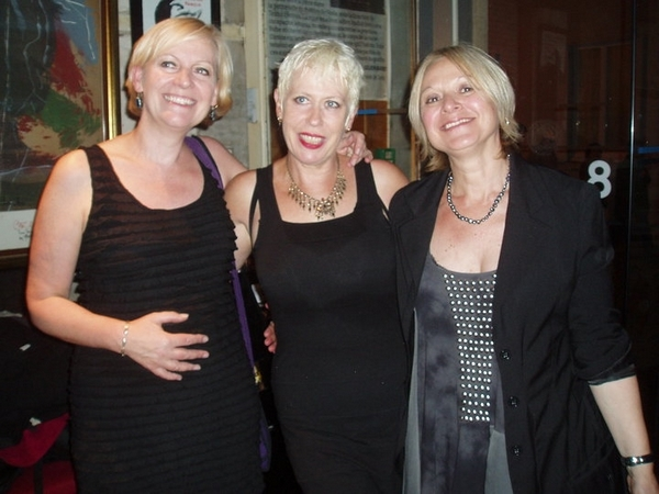 Hazel O'Connor And The Bluja Project by Jean-Noël Potin