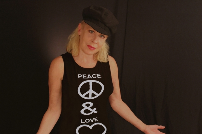 Hazel O'Connor, Peace and Love June 2013